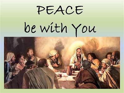 jesus - peace-be-with-you